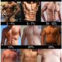 超簡単!細マッチョ流体脂肪率を減らす方法<男性編>